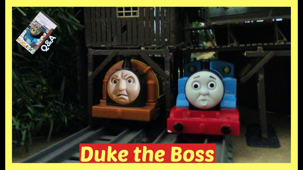 Thomas and Friends Accidents will Happen   Duke the Old Engine   Name that Engine Thomas