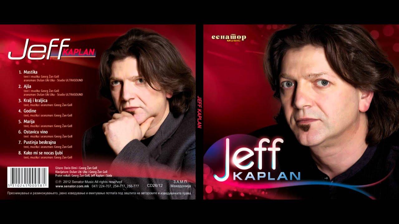 Jeff Kaplan - Kako mi se nocas ljubi - YouTube