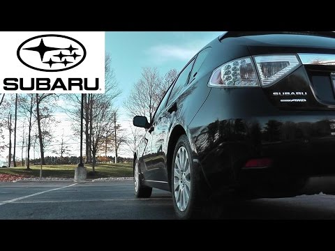 Used Car Review: 2010 Subaru Impreza 2.5 All Weather Package