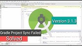 Android Resource Linking Failed - Android Studio Error - YouTube