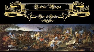 Magna Historia H&H: 1/10/331a.c - Battaglia di Gaugamela