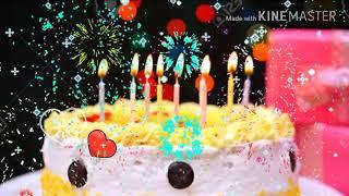 Happy Birthday song | WhatsApp status video | tum jio hajaro saal | #WatchDailyNewVideo