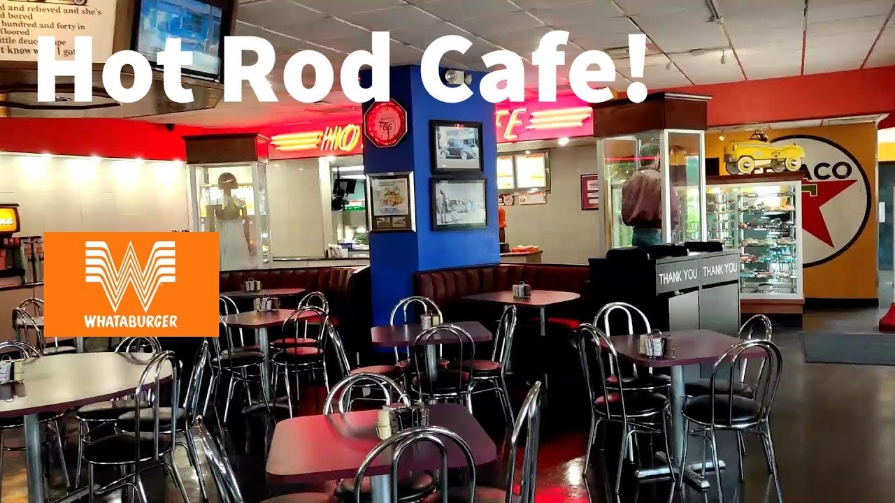 Whataburger Hot Rod Cafe In Tyler Tx