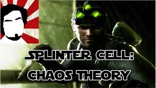 Splinter Cell Chaos Theory | Gameplay CZ/SK | Blast from the Past | HD 1080p
