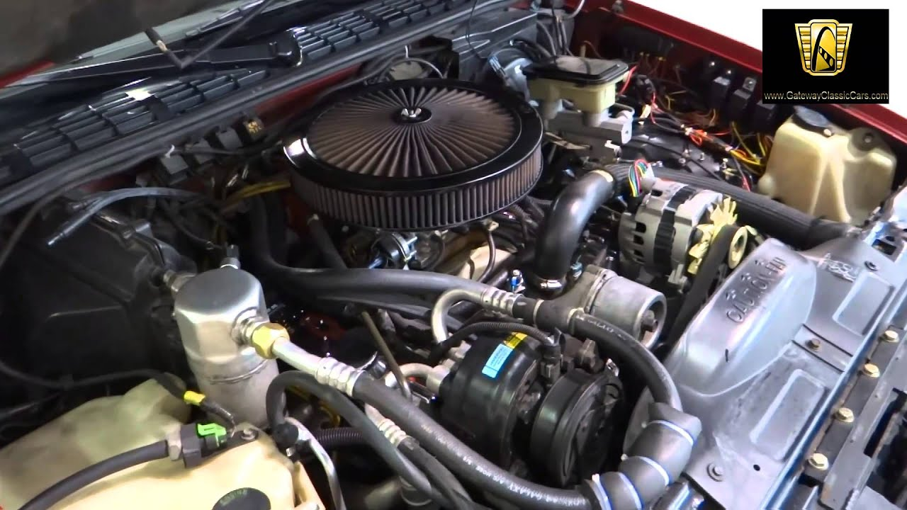 1990 Gmc Starter Wiring Diagram 1994 Chevrolet S10 Extended Cab 4x4 V8 120 Ndy