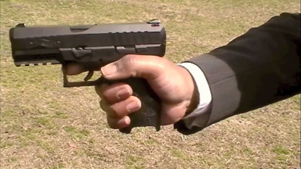 Blactical Quikreview Walther Ppx Youtube