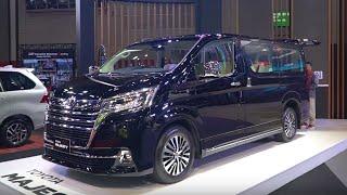 พาชม Toyota Majesty 11 ที่นั่ง ราคาเริ่ม 1.7 ล้านบาท ผลิตจากญี่ปุ่น