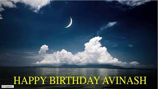 Avinash  Moon La Luna - Happy Birthday
