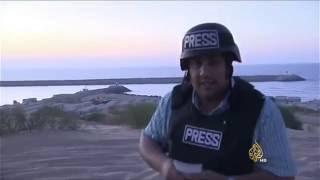 الجيش الليبي وكتائب الثوار يسيطران على ميناء سرت