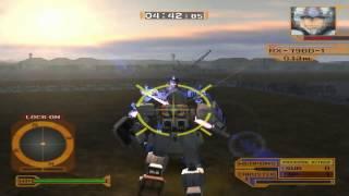 【PS2】機動戦士ガンダム戦記 Lost War Chronicles【単発・高画質】