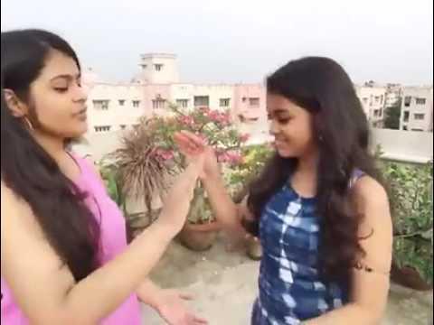 Pinga ga pori pinga awesome performance by sisters