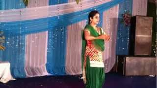 Mehendi hai rachne wali , My dance !