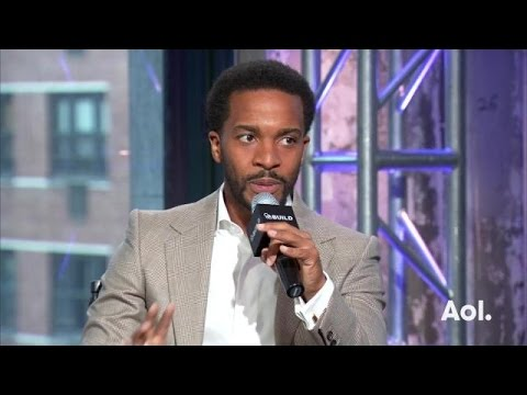 The Knick's André Holland on Clive Owen | AOL BUILD