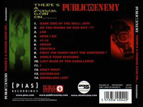 Public Enemy - There's a Poison Goin On (FULL ALBUM)