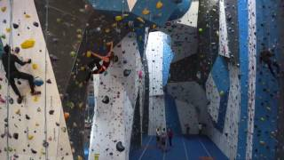 Lead belaying is more complicated that just delivering slack. In th...