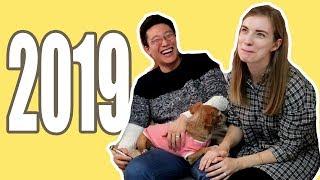 ZROBILIŚMY TO?! || Podsumowanie roku & plany na 2019 [Pyra w Korei]