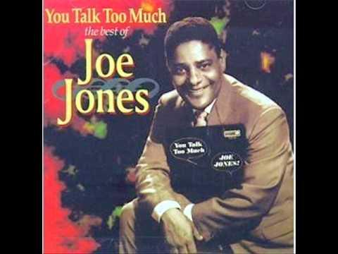 Joe Jones - You Talk Too Much - California Sun