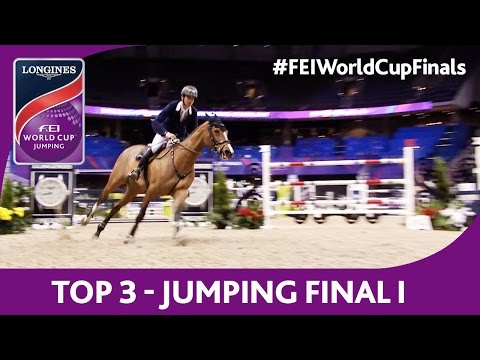 Top 3 Final I - Longines FEI World Cup™ Jumping 2016/17 Final