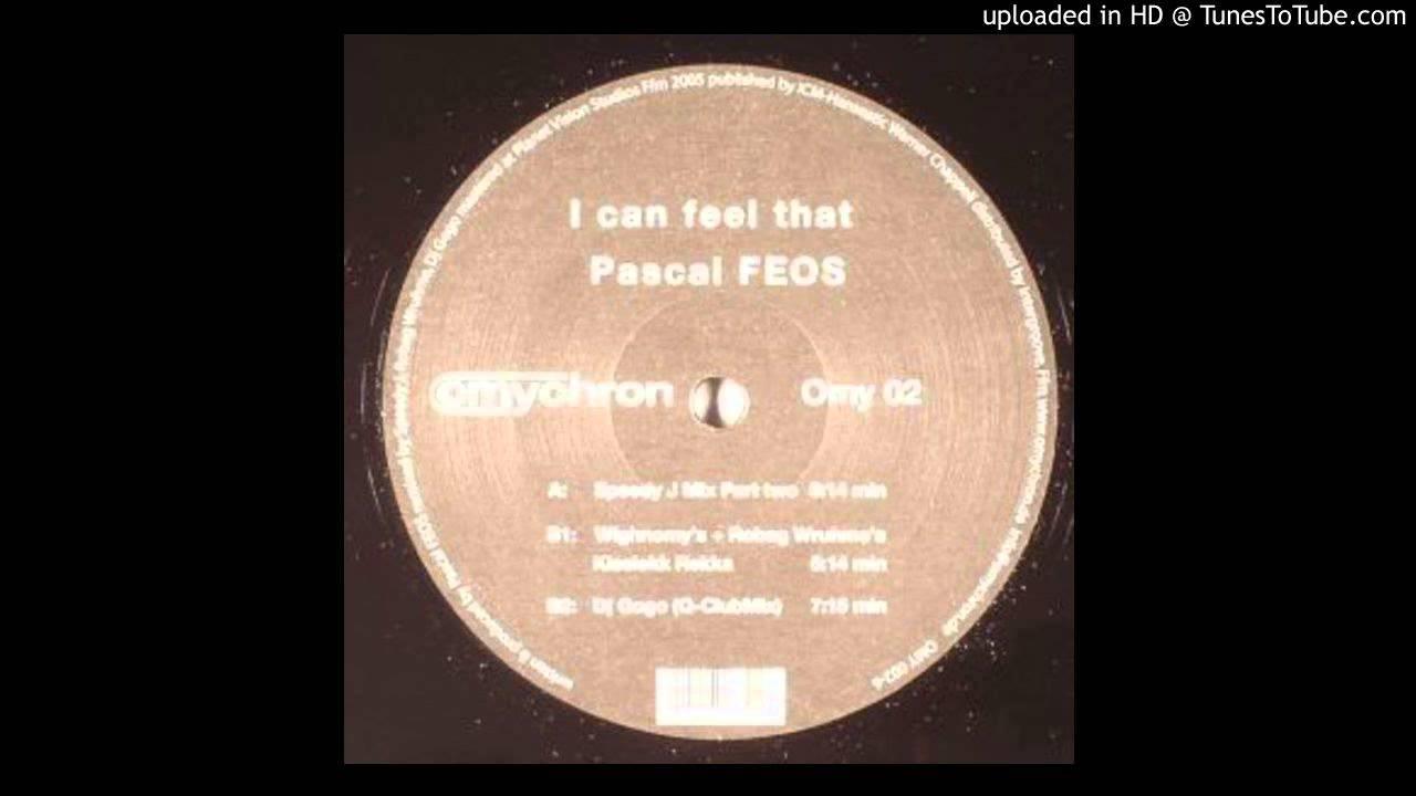 Download pascal feos — i can feel that (dj gogo q club mix)