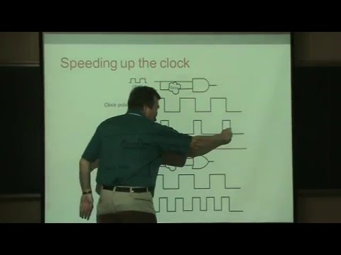 Clocks - Hardware for driving processors
