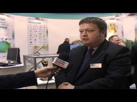 Christian Belzner, Director Business Development, ISO Travel Solutions @ ITB Berlin 2012