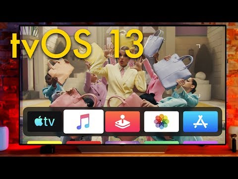 TvOS 13: Apple TV's Update For 2019