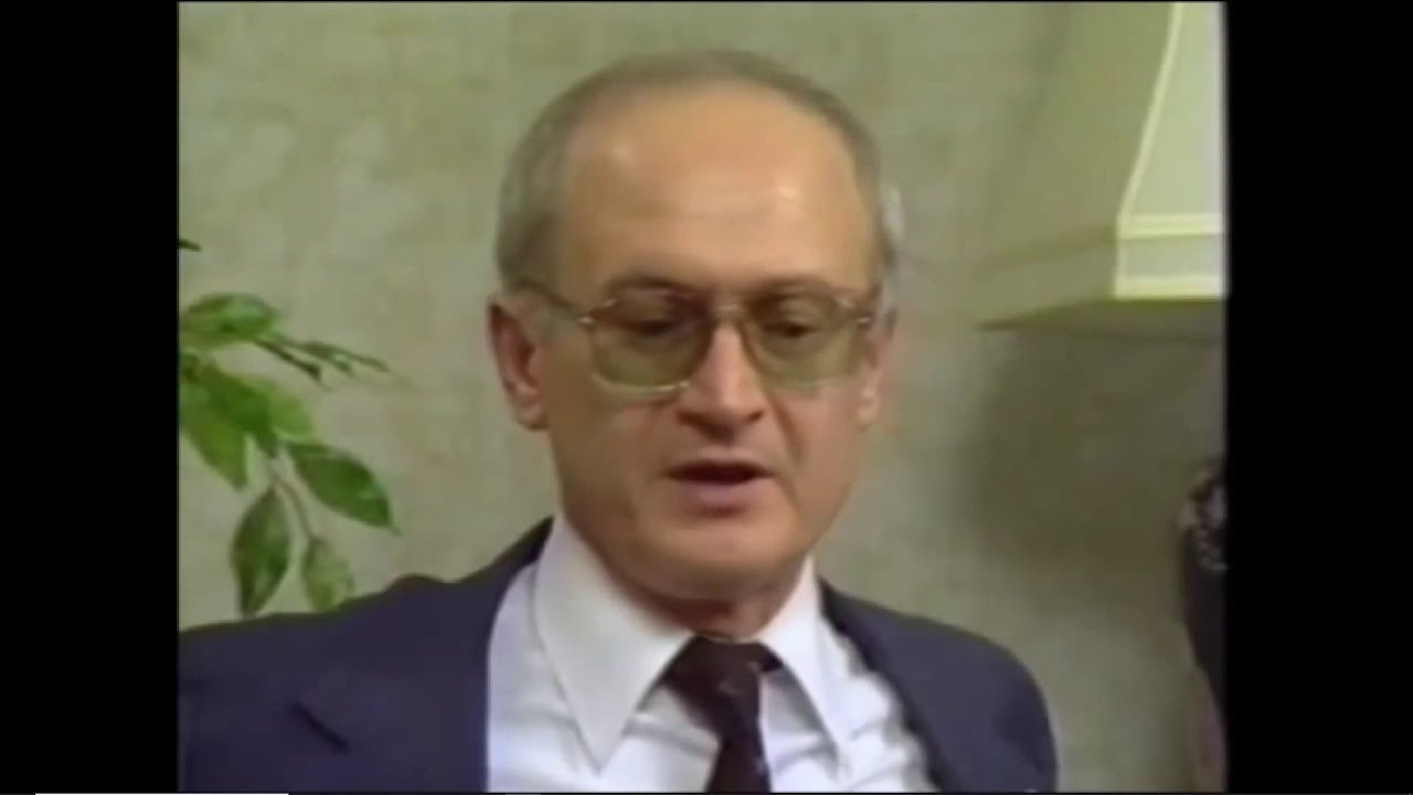Yuri Bezmenov and Conservative minded people