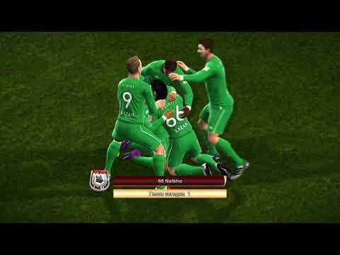Bиртуальная Лига Европы (PES 2012).  Групповой турнир.