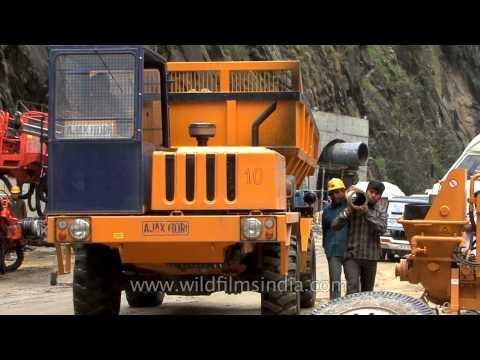 Hydro-power activity threatens Uttarakhand Himalaya