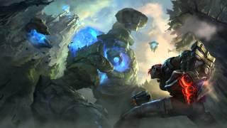 New Summoner's Rift Login Screen with Music - League of Legends
