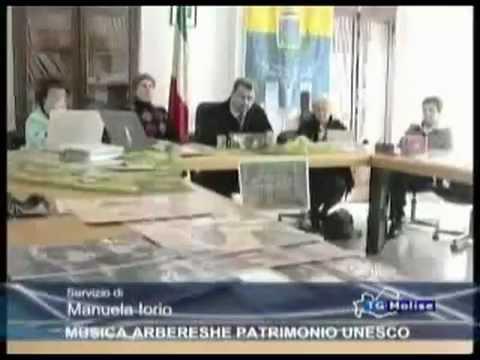 Kamastra:TELEMOLISE Musica Arbëreshe, Patrimonio dell'Unesco