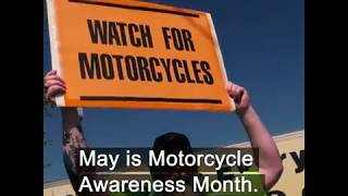 5 Tips to Help You WATCH FOR MOTORCYCLES