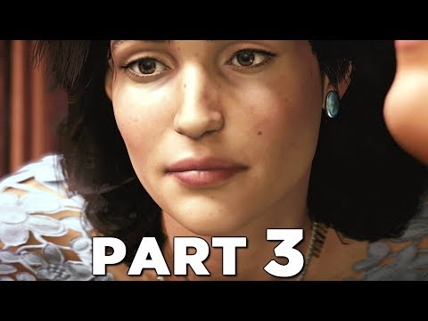 SHADOW OF THE TOMB RAIDER Walkthrough Gameplay Part 3 - YOUNG LARA (PS4 PRO)