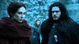 """Game of Thrones Season 6 trailer music (""""Wicked Game"""", James Vincent McMorrow)"""