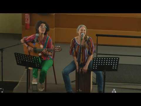 Concert pédagogique à l'ISAE-SUPAERO - Chanté par Cécilia  Debergh