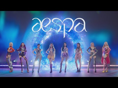 aespa 에스파 'Black Mamba' The Debut Stage