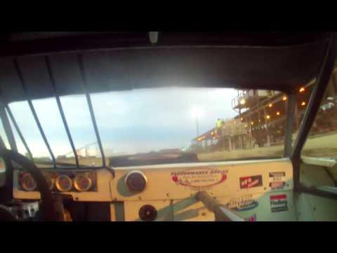 8.5.17---charleston speedway--- heat race