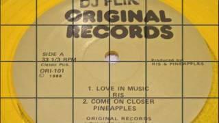 Baixar Ris - Love N Music (Original Records Version) 1988