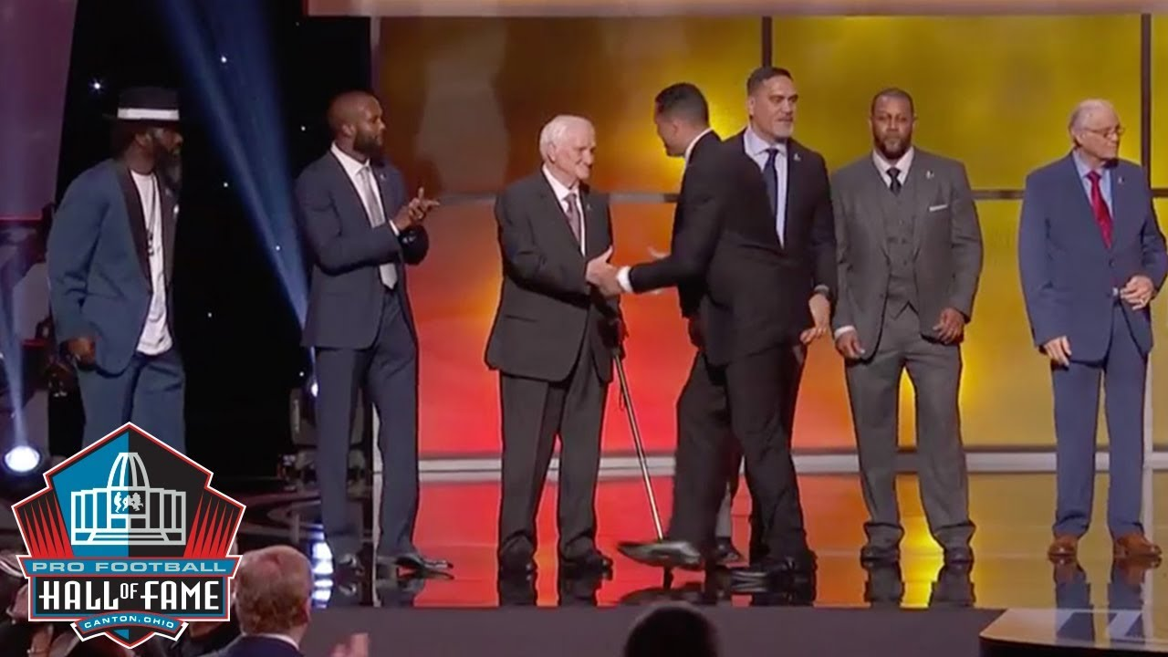 2019 Pro Football Hall of Fame Class Announced! | 2018 NFL Honors