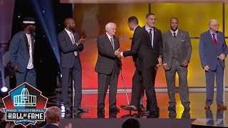 2019 Pro Football Hall of Fame Class Announced  2018 NFL Honors