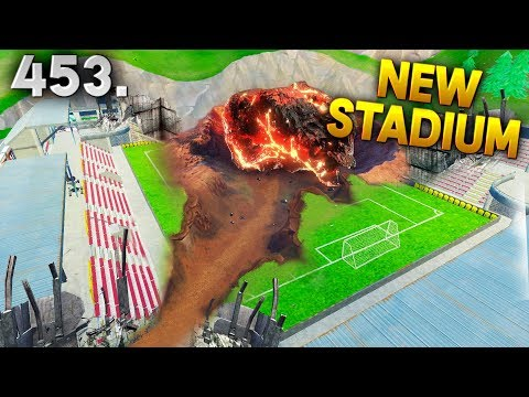 NEW STADIUM DESTROYED..?!! Fortnite Daily Best Moments Ep.453 (Fortnite Battle Royale Funny Moments)