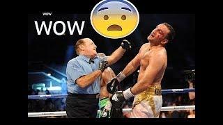 ابطال الملاكمة يعتدون بالضرب على الحكام  - Boxing champions beat the rulers