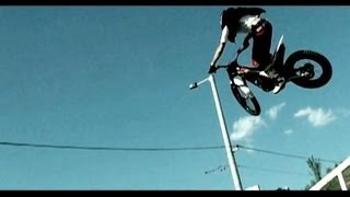Julien Dupont -  TRIAL FREESTYLE CUTS - Compilation -