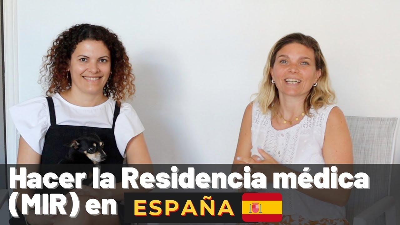 RESIDENCIA MEDICA en ESPAÑA| MIR para EXTRANJEROS