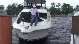 Final Voyage Of The MIschief Great Loop Video Series ICW Log 22