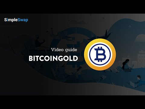 How To Buy Bitcoin Gold Using SimpleSwap.io | Steps Of Making Easy Exchanges Of 300+ Crypto For BTG