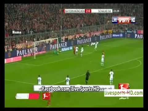 Bayern Munchen 5-1 Schalke 04 # All Goals