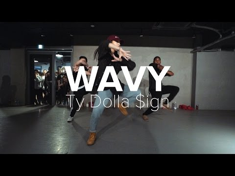 Wavy - Ty Dolla $ign ft. Joe Moses / Mina Myoung Choreography