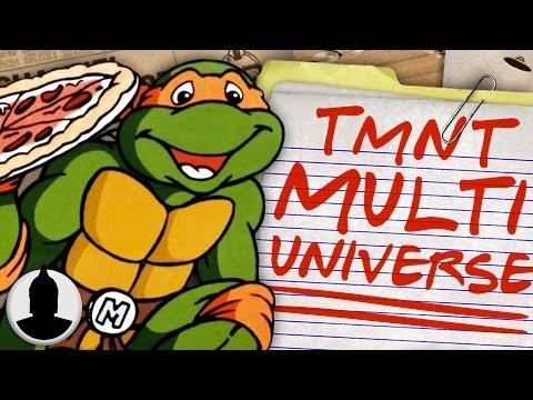 Is The TMNT Multi-Verse Theory Canon? feat. R2ninjaturtle - Cartoon Conspiracy (Ep. 109)