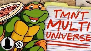 Is The TMNT Multi-Verse Theory Canon? feat. R2ninjaturtle - Cartoon Conspiracy (Ep. 109)